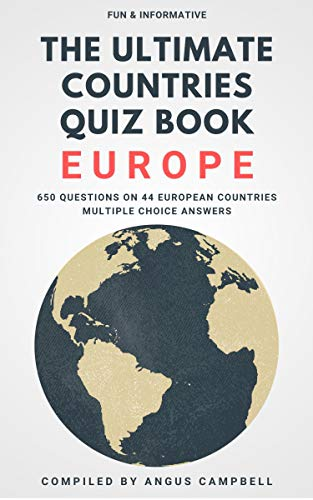 The Ultimate Countries Quiz Book - Europe
