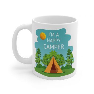 I'm A Happy Camper Mug
