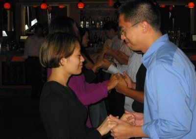 Happy Hour and Salsa Night, Oct 21, 2004
