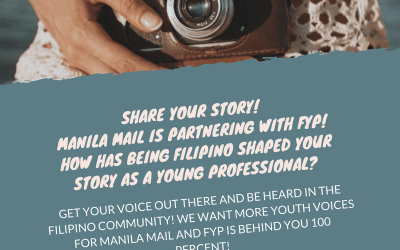 Manila Mail and FYP Collaborate for Filipino Stories
