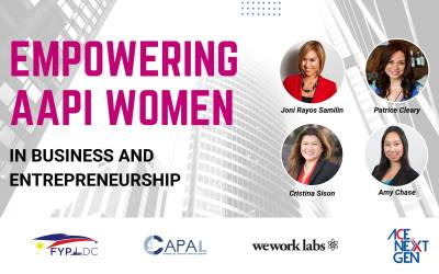 Empowering AAPI Women in Business and Entrepreneurship