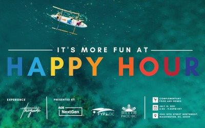 Event: It's More Fun at Happy Hour – July 13, 2021