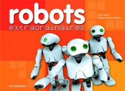 couverture robots extraordinaires