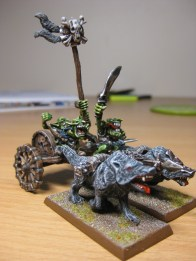 Wolf Chariot
