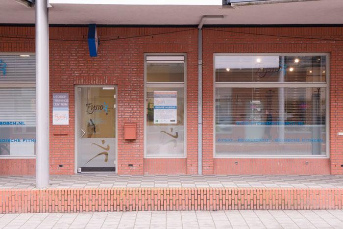 Fysio Den Bosch - van Berckelstraat