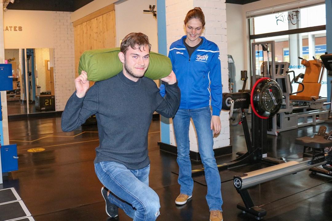 Sportfysiotherapie specialist den bosch