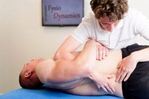rug en nekklachten fysiotherapie in Purmerend