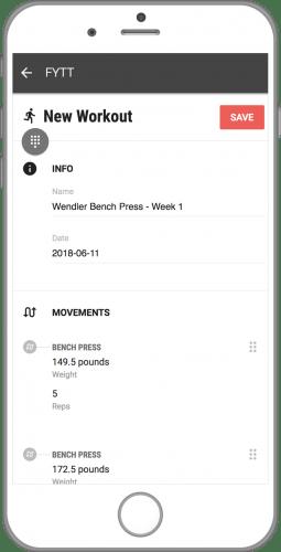 workout-app
