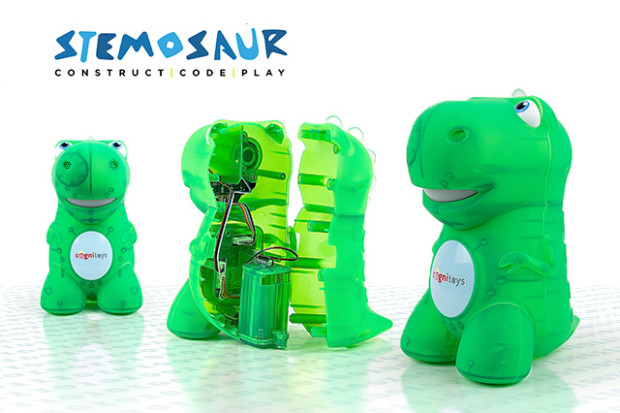 STEMosaur: A Not-So-Prehistoric Approach to Learning