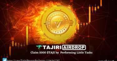 TAJIRI Airdrop
