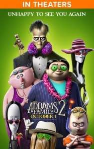 The Addams Family 2 (2021) (Animation)