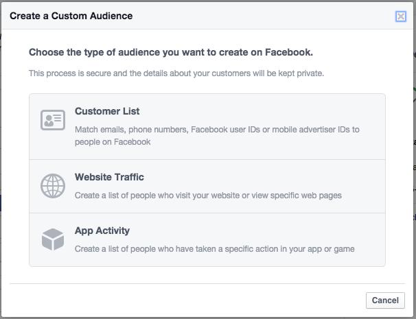 هدفگیری مخاطبان در تبلیغات فیسبوک