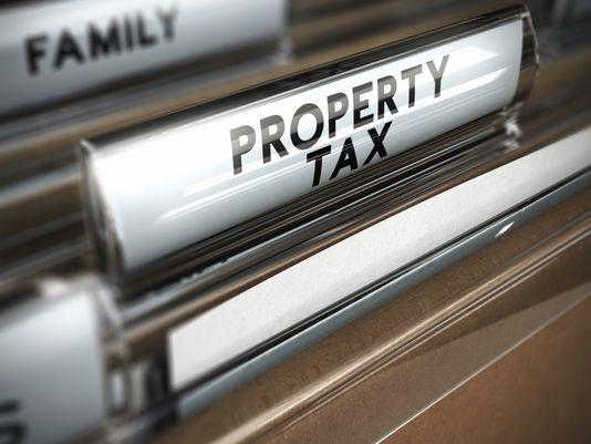 日本の小銭-Property-tax