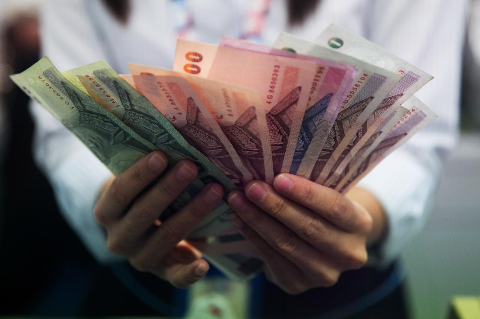 タイ株取引とタイバーツ