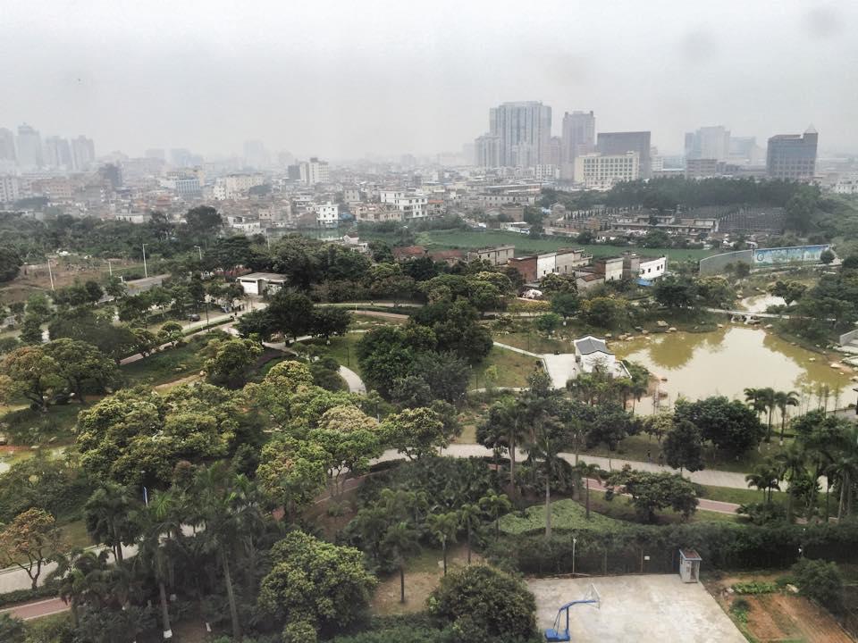 中国大陸内の地方都市