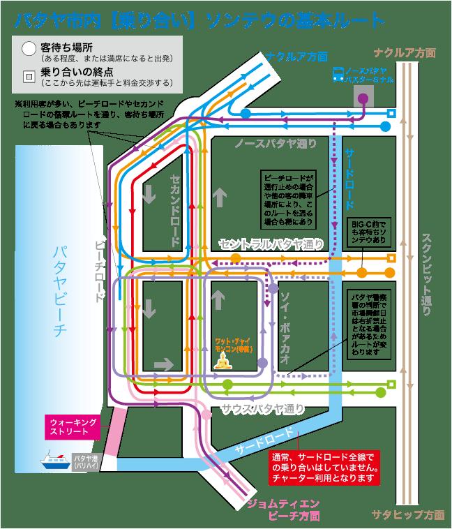 Bahtbus-map