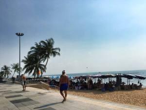Jomtian Beach