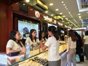 myanmar gold shop