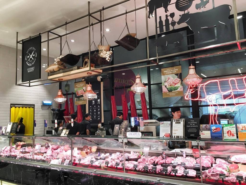 Gourmet Market Boucher