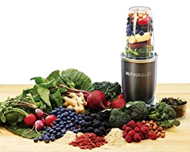 Magic Bullet makes a wide variety of foods and beverages