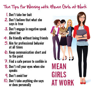 Mean Girls at Work: How to Stay Professional When Things Get Personal book.