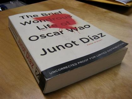 junot diazs the brief wondrous life of oscar wao essay Suggested essay questions and the brief wondrous life of oscar wao by junot díaz the brief wondrous life of oscar wao by diaz, junot.