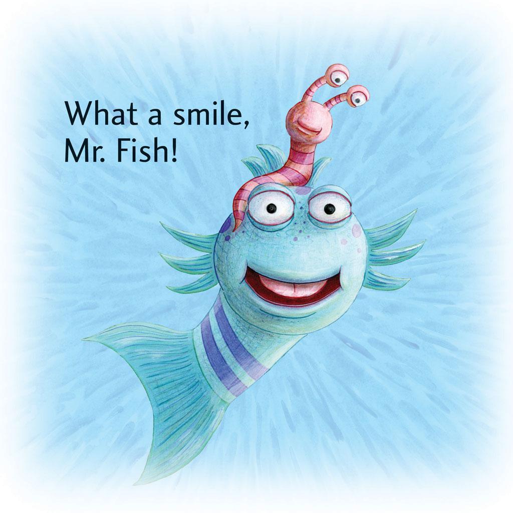 Smile Pout Pout Fish A Pout Pout Fish Mini Adventure