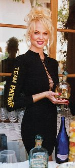 the patron way, ilana edelstein, tequila girls