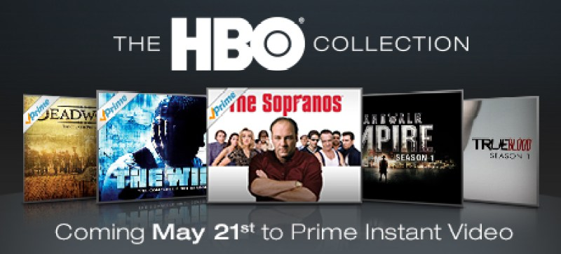 The HBO Collection: Coming May 21st to Prime Instant Video