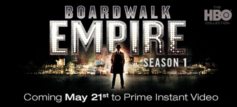 Boardwalk Empire is coming May 21st to Prime Instant Video