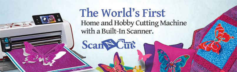 Built Scan And Cut Patterns