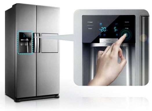 Side By Side Kühlschrank Sale : Mega rabatt: riesige samsung kühl gefrierkombi die besten