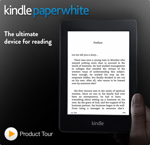 U201camazon Paperwhite Is The Best Digital Reading Experience