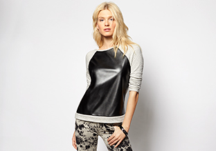 Fall Trend: Sweatshirts & Leggings