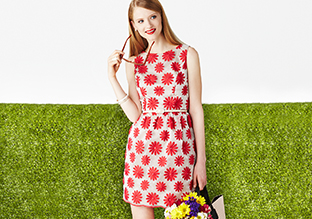 A Garden Party: Dresses