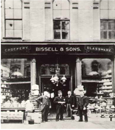 Bissell's History
