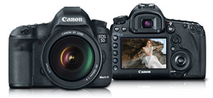 Canon EOS 5D Mark III at Amazon.com