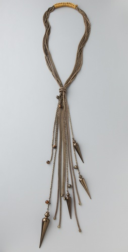 Fiona Paxton Charlie Multi Chain Necklace