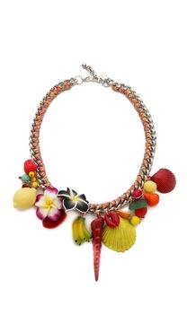 Venessa Arizaga Fruitopia Necklace