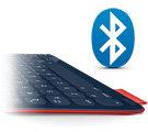 Thin Bluetooth Keyboard