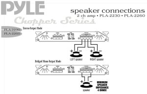 Amazon : Pyle PLA2230 3000 Watts 2 Channel High Power