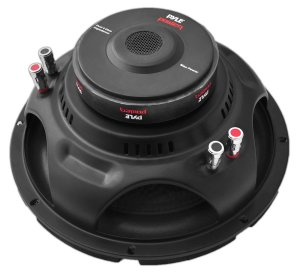 Pyle  PLPW6D  Marine and Waterproof  Vehicle Subwoofers  On the Road  Vehicle Subwoofers