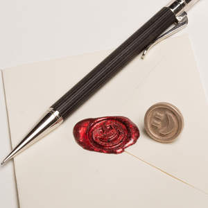 Wax Seal With Envelope and Pen