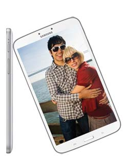 Samsung Galaxy Tab 3 8.0 - sleek design