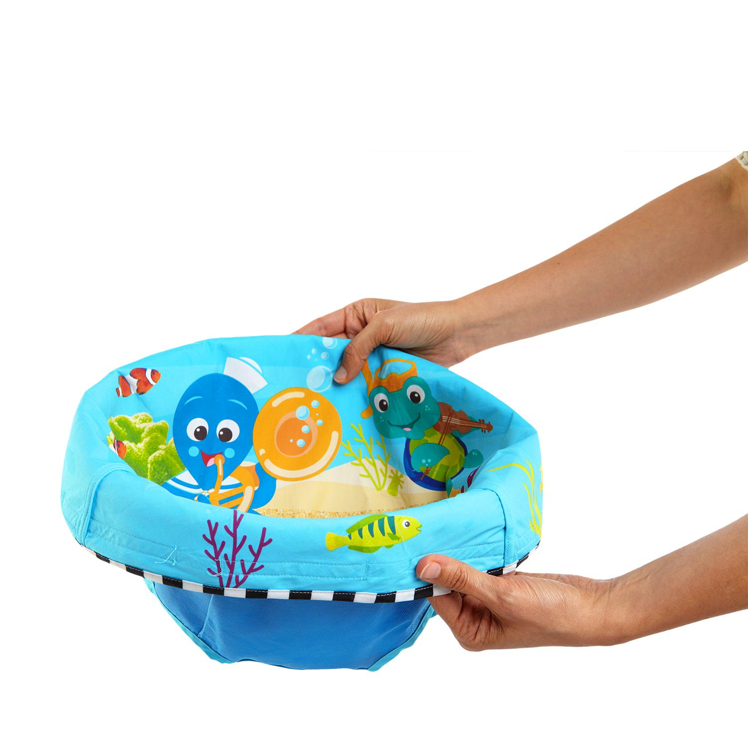 Amazon Baby Einstein Rhythm Of The Reef Activity Saucer Baby
