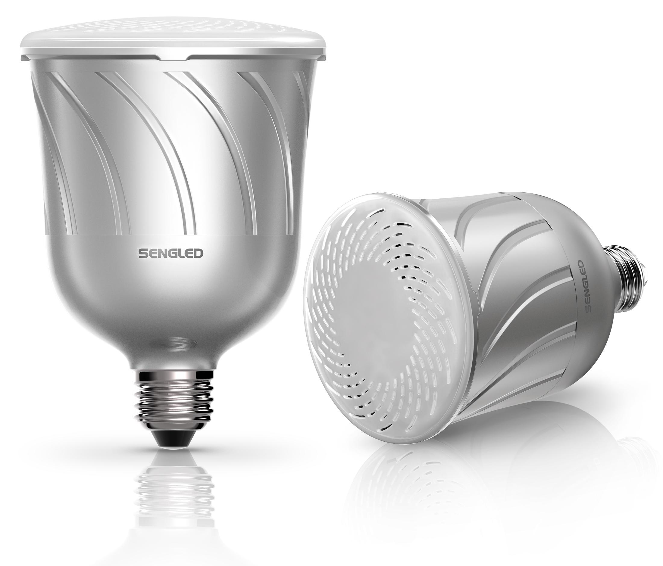 Led Light Bulbs Wifi Speakers