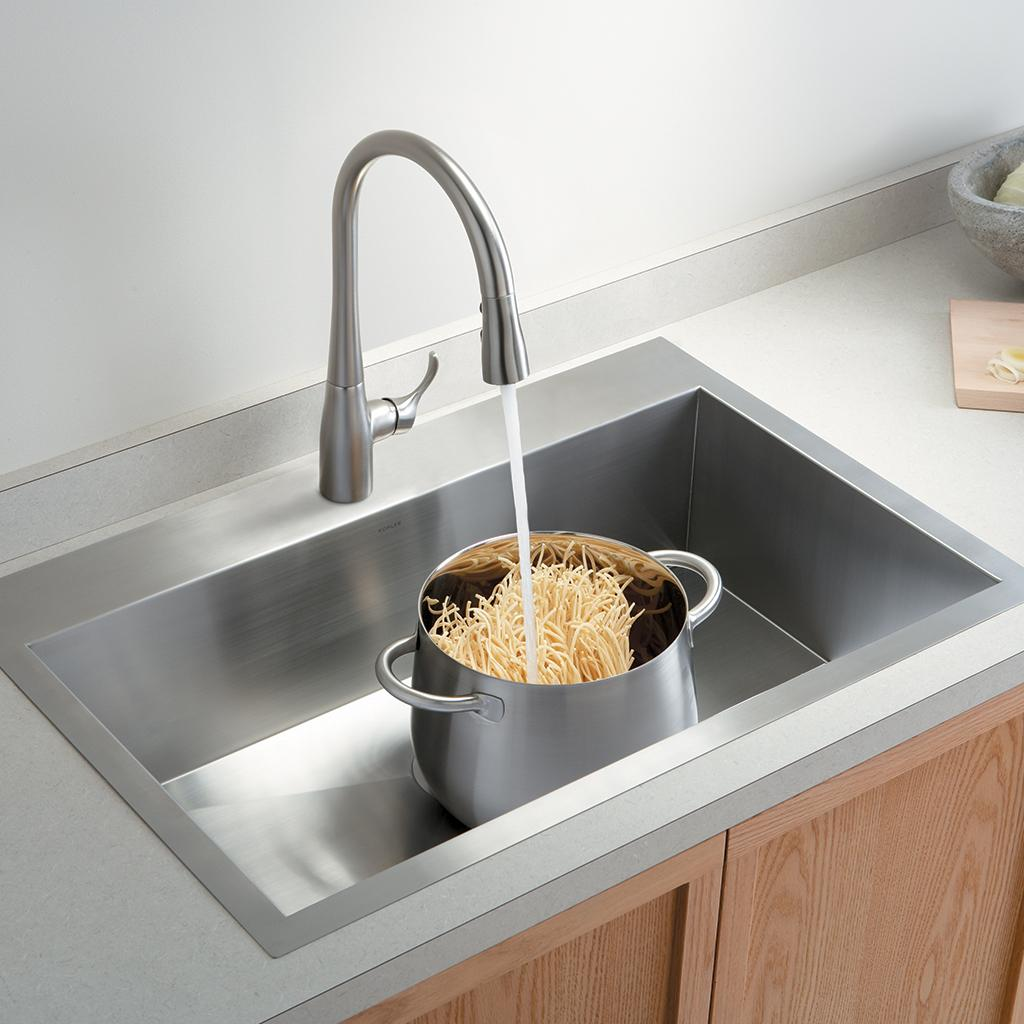 kitchen on pinterest faucets kitchen counter top and bowl sink on kitchen sink id=44288