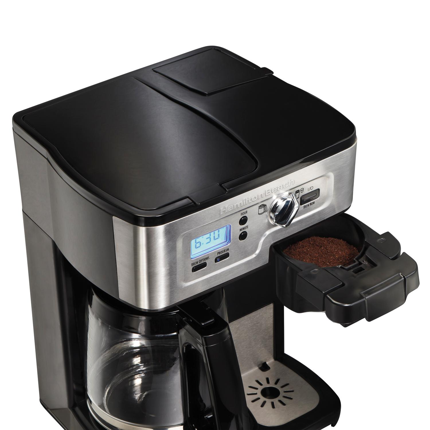 Mr Coffee Maker Grinder