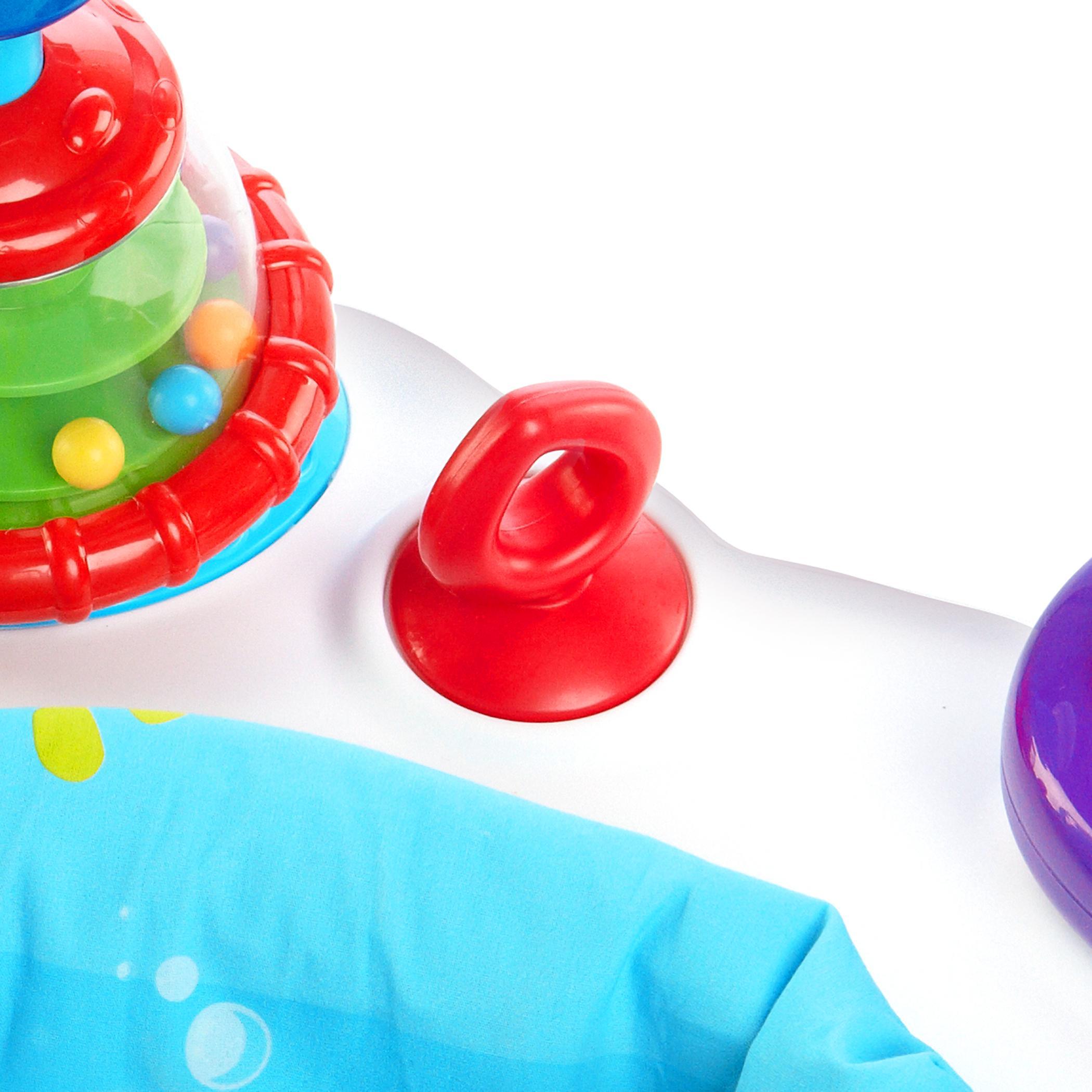 New Rhythm Of The Reef Activity Saucer W 12 Fun Activities By Baby Einstein