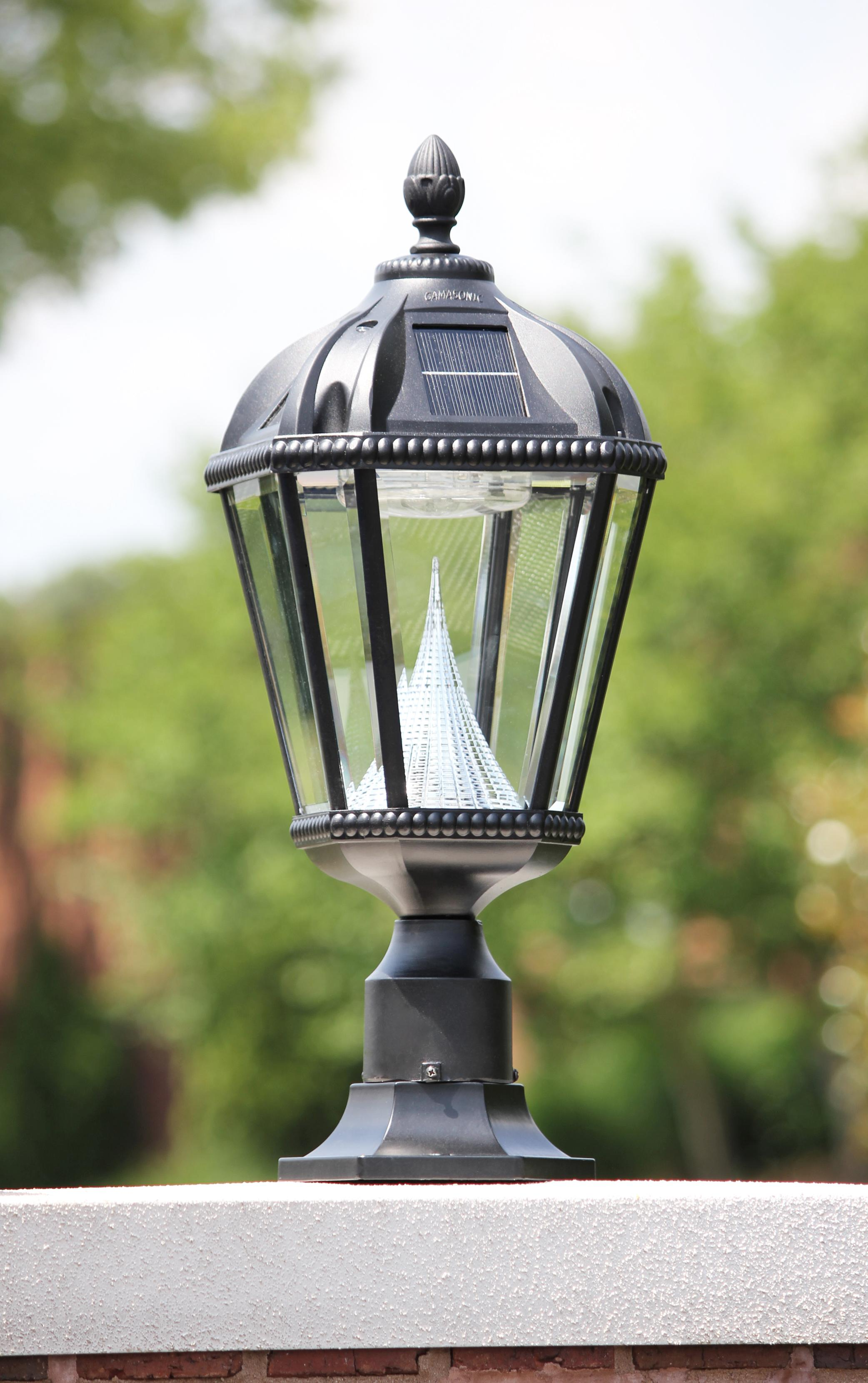 gama sonic royal solar outdoor led light Outdoor Solar Lights For Sale id=56780
